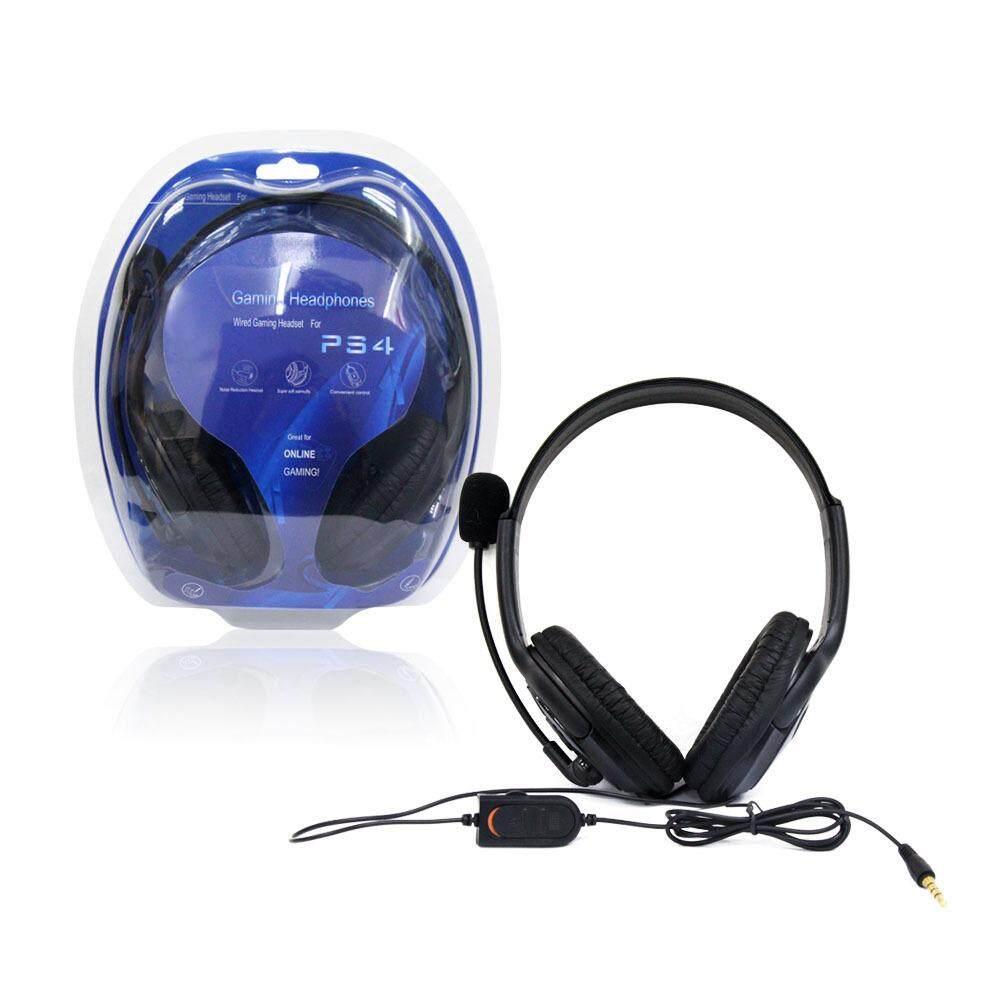 Harga baru ps4 berkabel headset headset dengan headset besar dengan tanda headset | HARGALOKA.COM