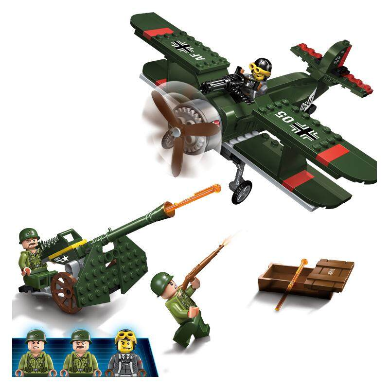 Gudi Legoing Military Series 8016 Firewire Tornado 141pcs Building Blocks Assembled Toys For Children Compatible With Legoings Special Buy Toys & Hobbies