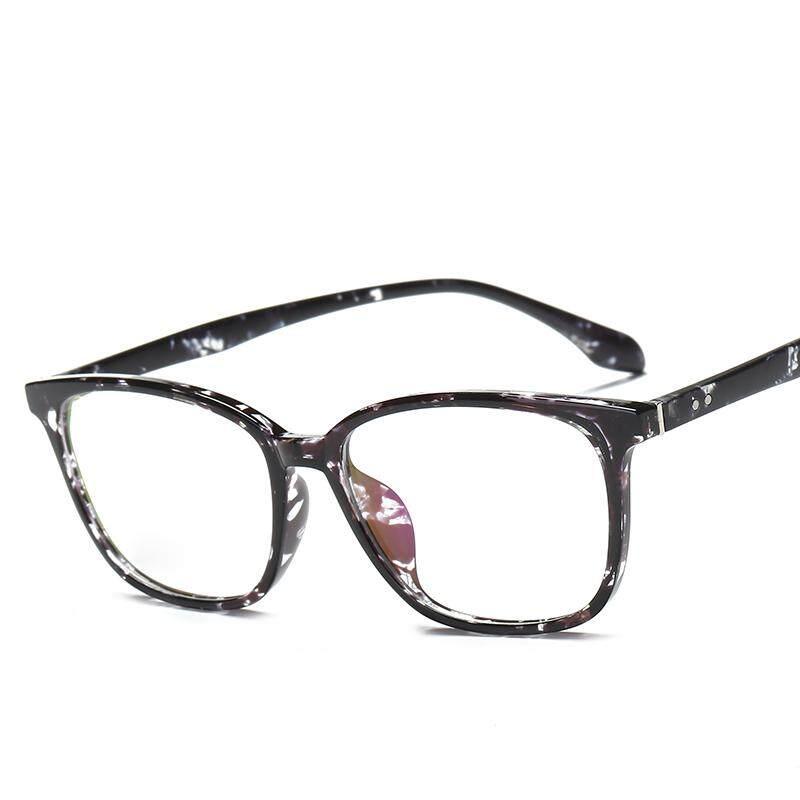 Bingkai kacamata wanita Gaya Korea pasang Retro tr90 dengan kacamata minus  pria bingkai lengkap 眼睛框 9d3f181284