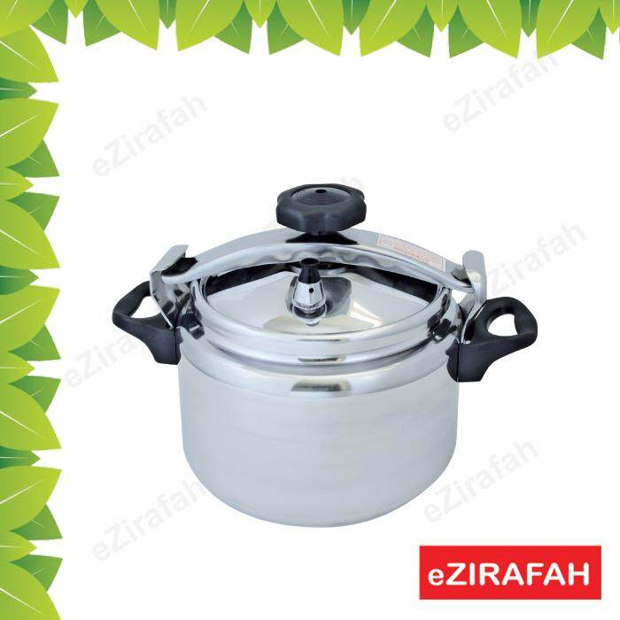 Aluminium Double Handle Pressure Cooker 5 Liter/22cm