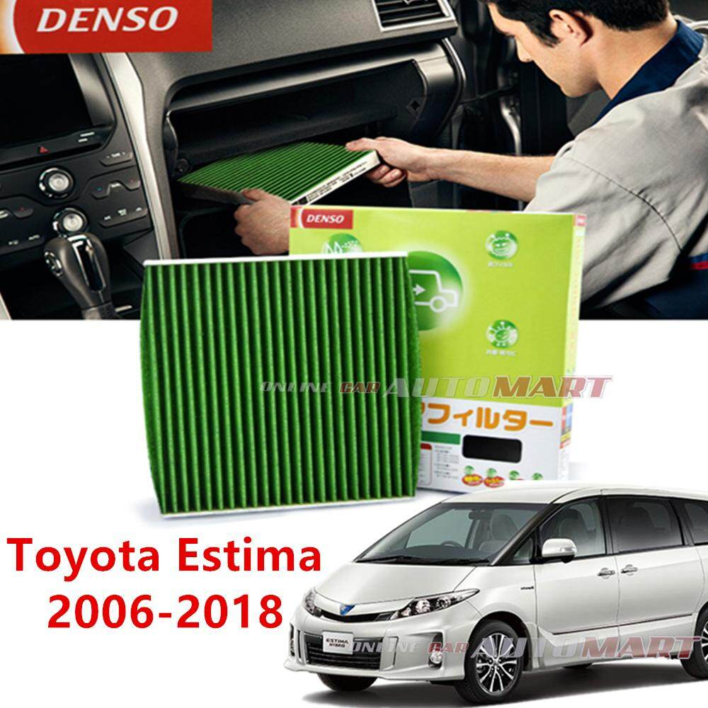 DENSO Cabin Air Filters (Air Conditioner Filter) DCC-1009 for Toyota Estima Yr 2006-2018