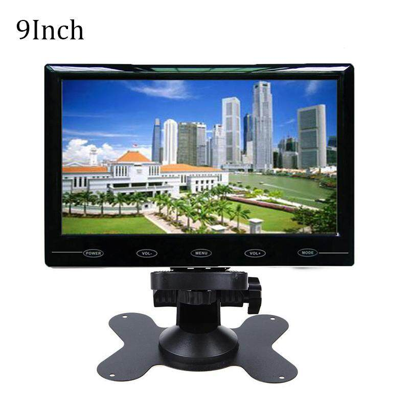Layar Cairan Kristal PC Layar LCD PC Portable AV/VGA/HDMI 7