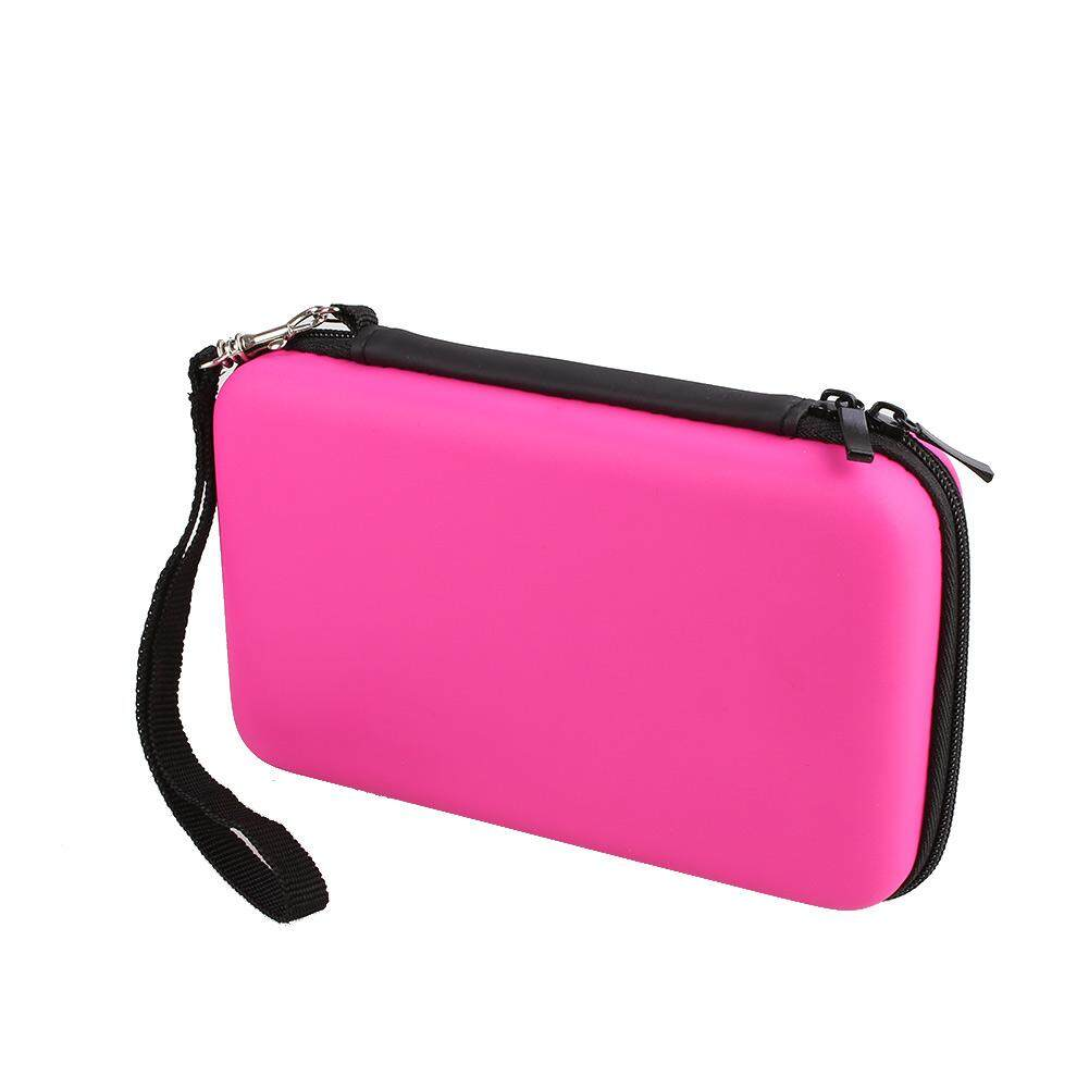 Features Efashionmall Clearance Sale 2 Color Style Eva Carry Hard Hori Steel Case New 3ds Xl Ll Silver Detail Gambar Bag For Nintendo With Strap Terbaru