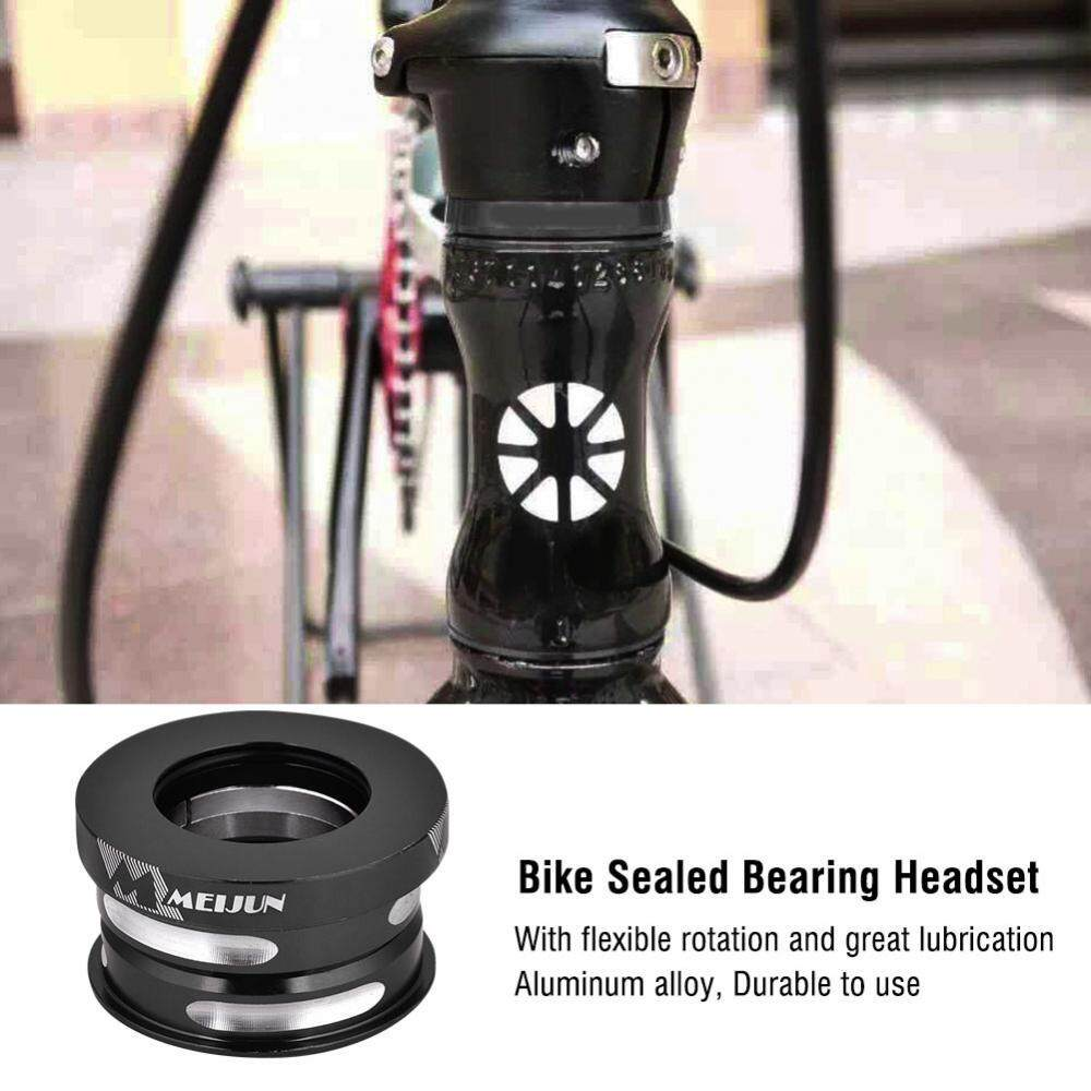 epayst MEIJUN 44mm Bicycle Bike Electroplating Internal Sealed Bearing Headset