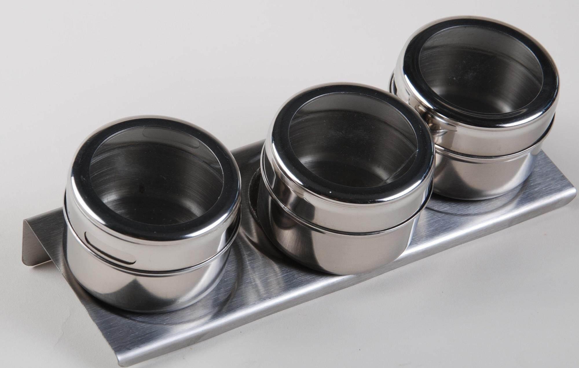Fitur Wadah Penyaji Prasmanan Stainless 3 Set Bonus Pcs Sendok Lengkap 24 Pc Little Homes Steel Condiment 2746