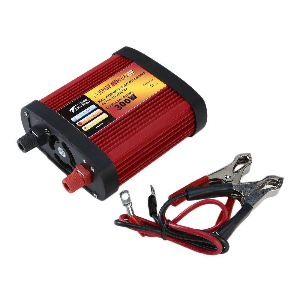 Car Inverter For Sale Power Converter Online Brands Prices Inverters 12v To 230v Wiring Diagram Gearray Dc Ac 220v With 2 Usb Ports Outlet