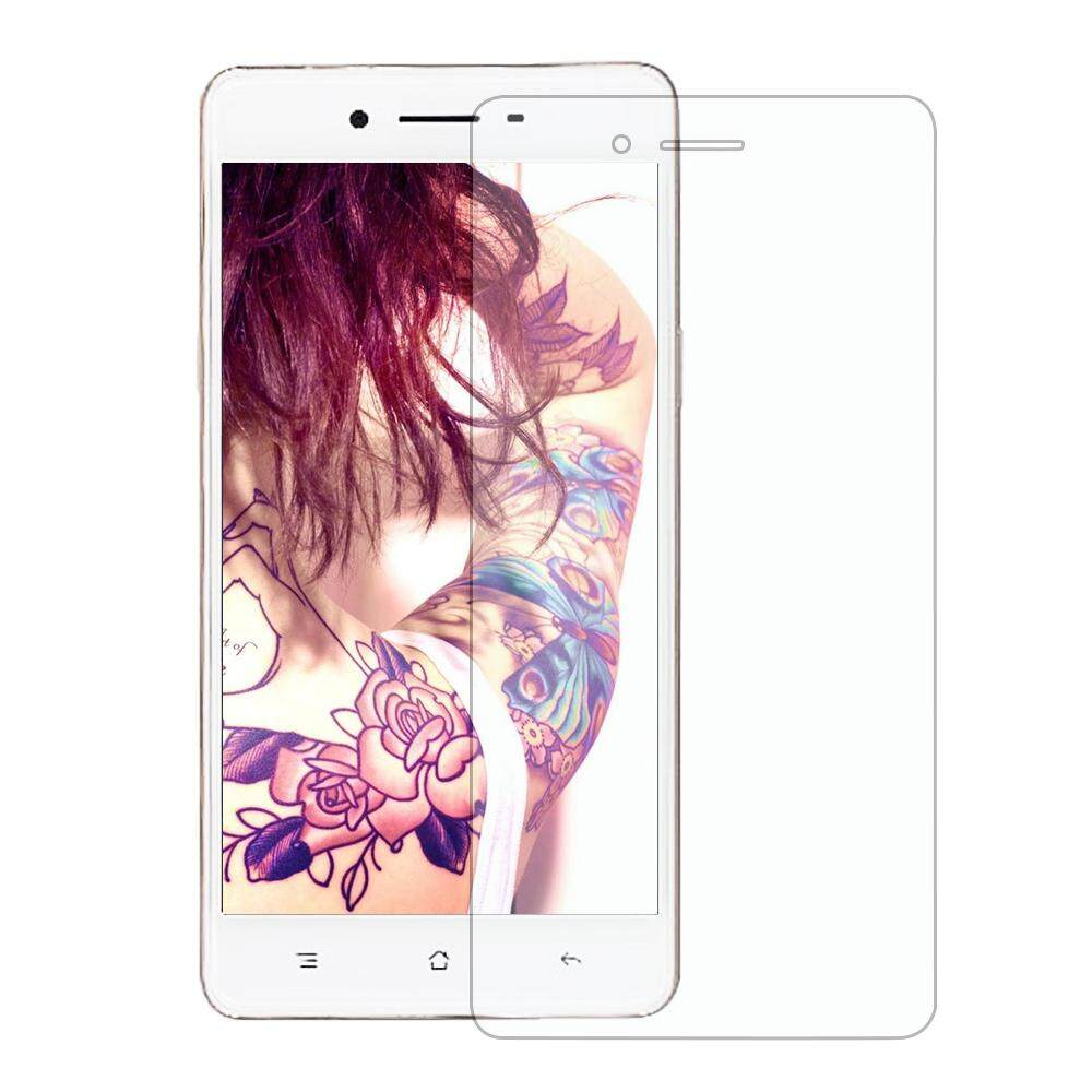 Features Oppo A35 F1 Explosion Proof Anti Zhi Wen Mo Glass Protector Tempered Full Cover For Hd Toughened Lcd Screen Film 5