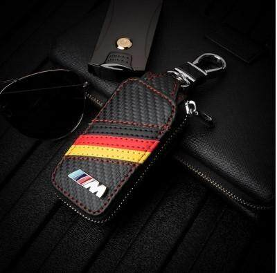 2018 Men & Women Car Key Bag Wallet Multi Function Key Case Fashion Housekeeper Holders For