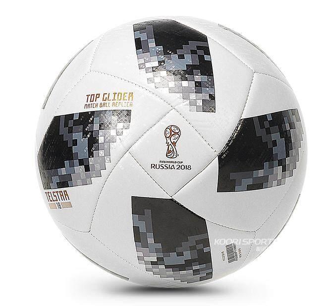 Russia World Cup Football Soccer Ball Pu Size  Bola Sepak Gas Needles