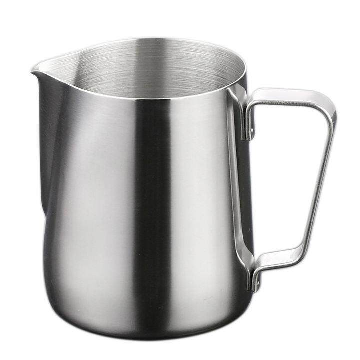 100/150/200/350ml Stainless Steel Coffee Latte Milk Frothing Cup Pitcher Jug For Coffee Milk Latte Art By Leacat Store.