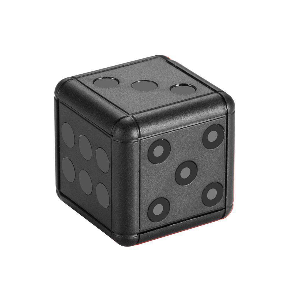 Goodgreat 1080p Hd Dice Mini Hidden Camera Microphone Spy Hide Keychain By Good&great.