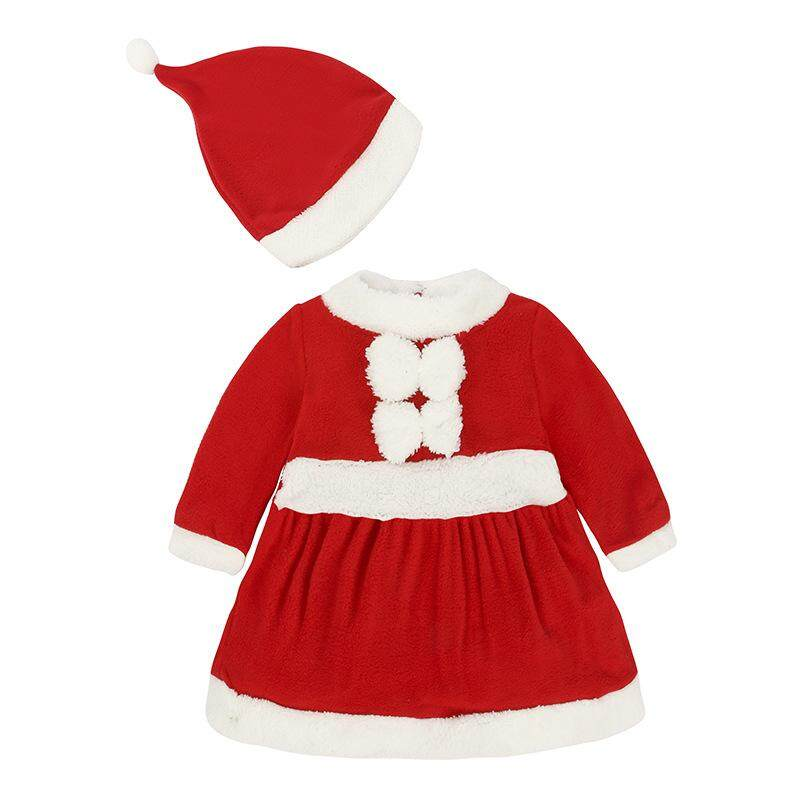 Veecome Santa Claus Costume Suit Christmas Party Outfit Fancy Xmas Dress Party Wear (kids/men Optional) By Veecome.