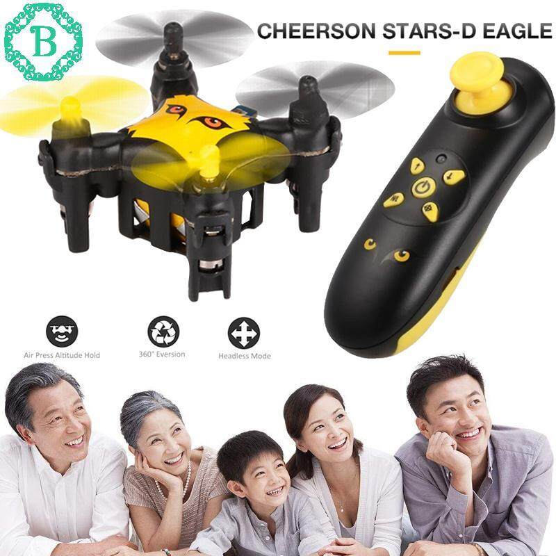 Benediction Drone Aircraft Mini ABS G-Sensor Speed Adjustable CX STARS D