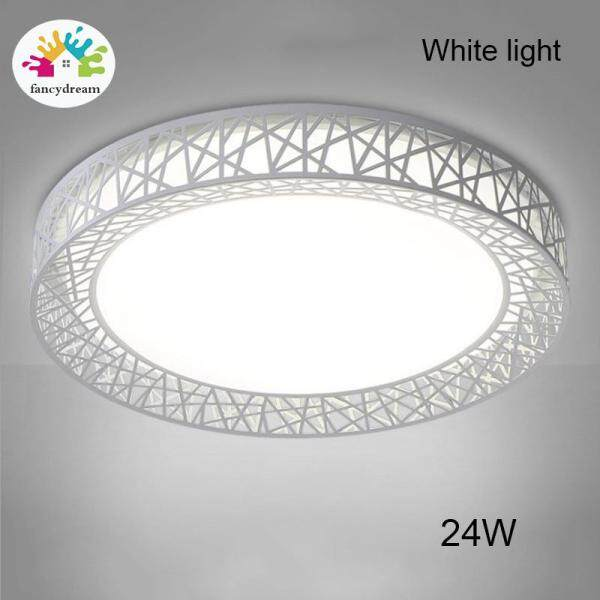Bảng giá Fancydream ĐÈN LED Ốp Trần Chim Làm Tổ Đèn Tròn Hiện Đại Đèn Cho Phòng Khách Phòng Ngủ Nhà Bếp