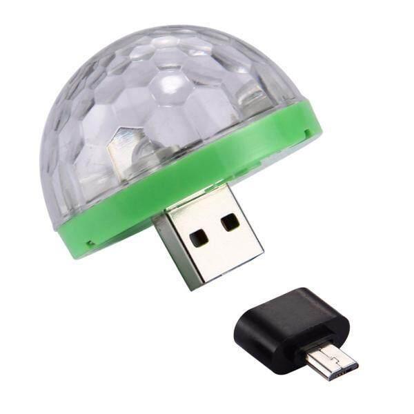 Mini Nhiều Màu Sắc DJ Laser Ánh Sáng với Đầu Cắm USB Điện Thoại Di Động Ánh Sáng Diệu cho Giai Đoạn Thanh Trang Trí