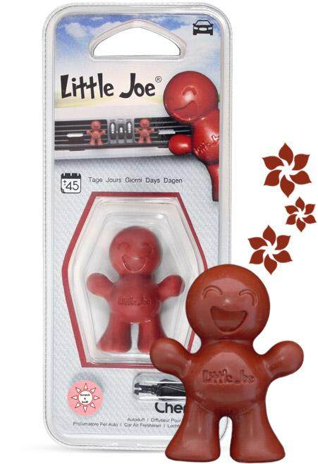 Little Joe Car Air freshener Made in Italy High Quality (Cherry)