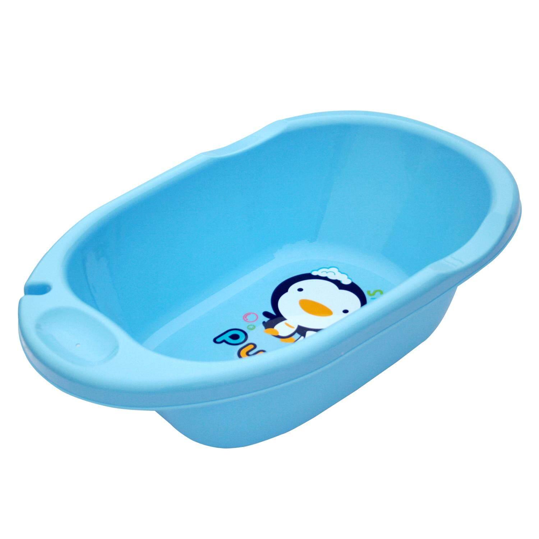 Puku Baby Bath Tub (L) Blue