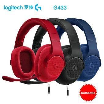 ซ อเลย Logitech G433 7 1 Wired Surround Gaming Headset With