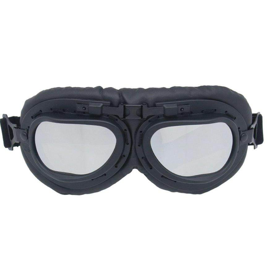 BELLE Harley goggles off-road motorcycle goggles retro windshield decorative glasses