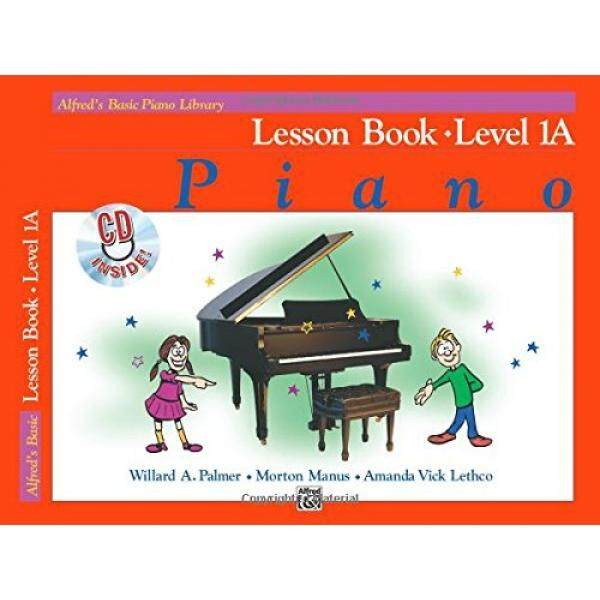Alfreds Basic Piano Library Lesson Book, Bk 1A: Book & CD
