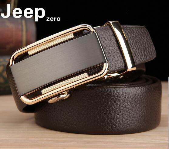 Promotion Price ! 2019 New Fashion Mens Leisure Business Genuine Leather Belt High Quality Automatic Buckle Belt For Men By Yfcgood&store.