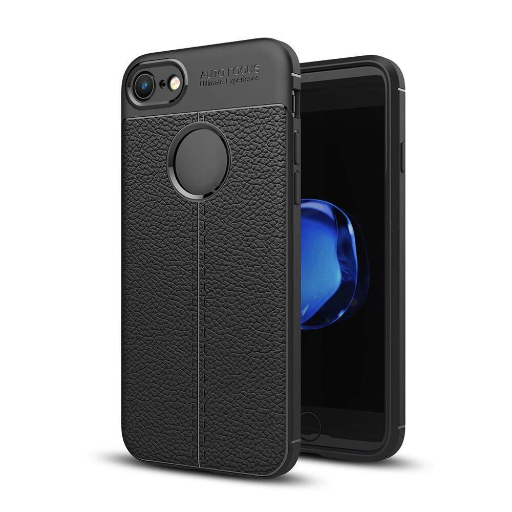 Top Brand Penutup Belakang Telepon Mewah Ultra Tipis Kulit Ibacks Acta Royal For Iphone 7 Plus Hitam Fleksibel Tpu Pelindung Case Cover Untuk 8 47 Inch Bk Ackeryshop