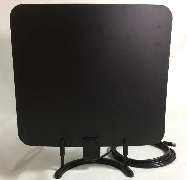 Biaode 50 Milesthin Antena Datar HD TV Fox HDTV DTV VHF Pramuka Gaya Tvfox Kabel Baru-Internasional