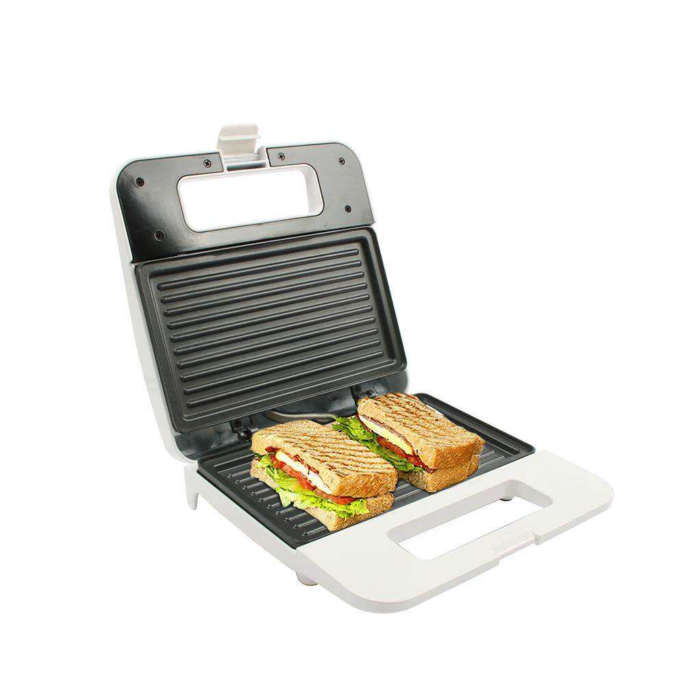 Electric Egg Sandwich Maker Mini Grilling Panini Baking Plates Toaster Multifunction Non-Stick Waffle Breakfast Machine By Haha Buy.