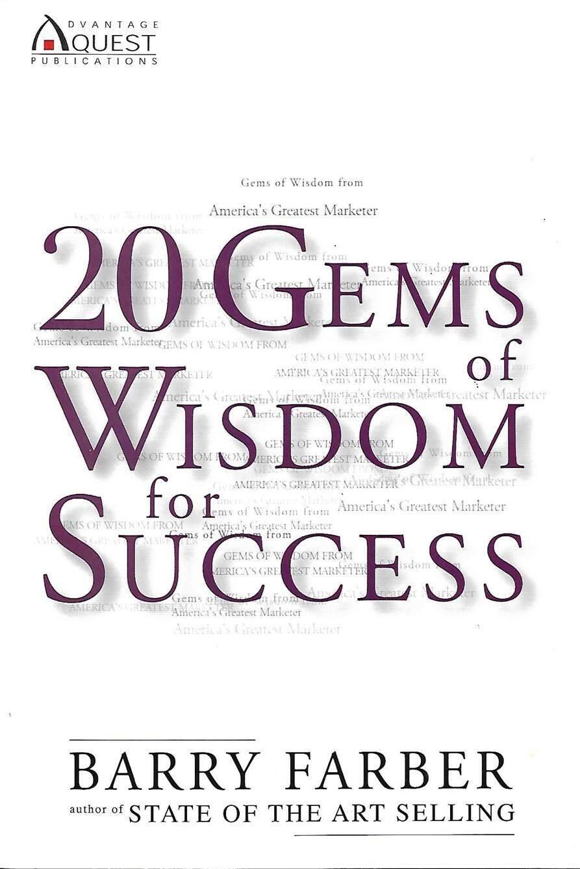 20 Gems of the Wisdom for Success