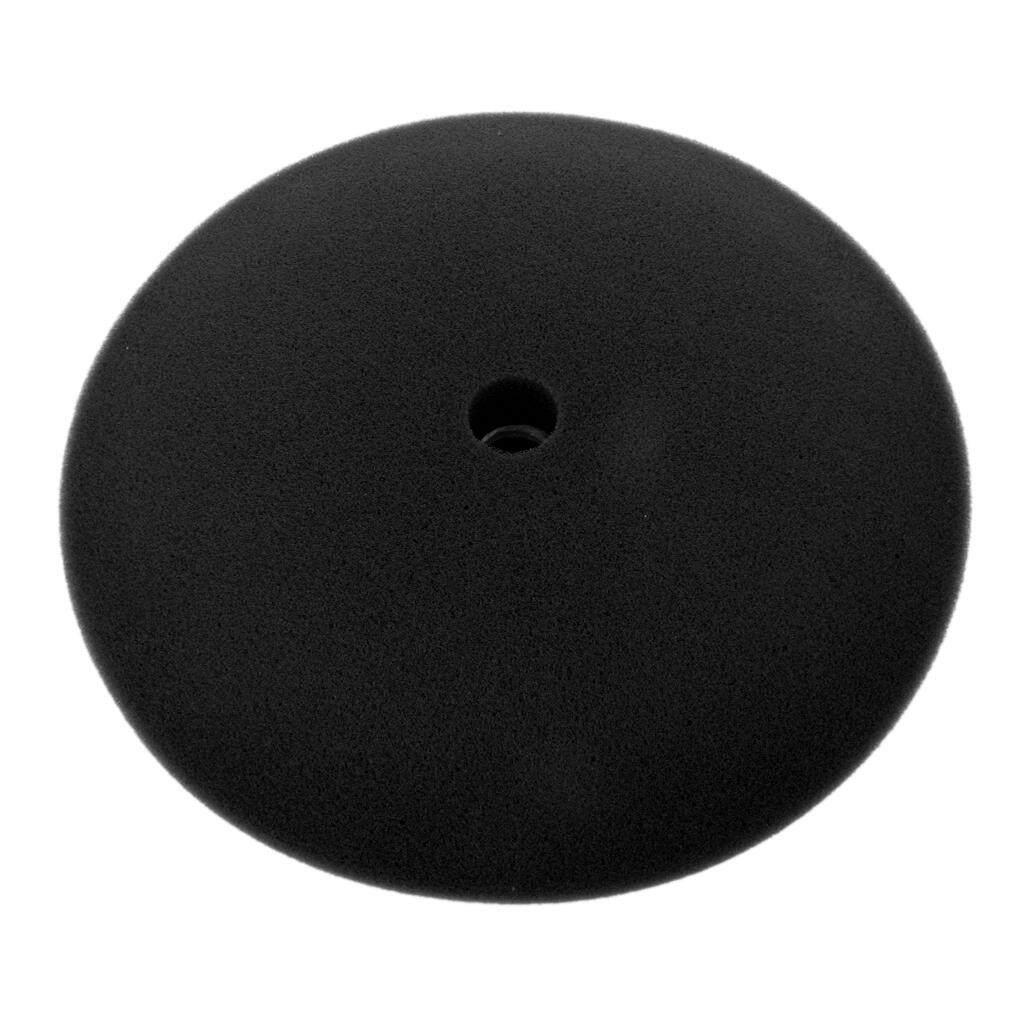 MagiDeal 7 inch Washing Cleaning Polishing Sponge Buffing Pad of Car/Glass Black
