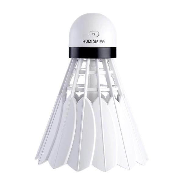 leegoal USB Mini Humidifier, Teepao Badminton Shaped Creative Portable Air Diffuser Purifier Atomizer For Home Office Car Gadget Supplies Singapore