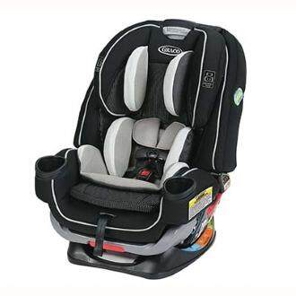 Graco 4Ever Extend2Fit All-In-One Convertible Car Seat (CLOVE)