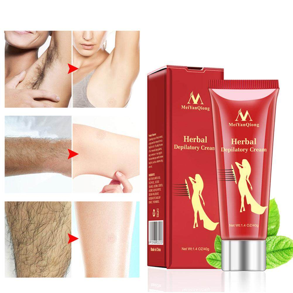 Big Sale Unisex Waterproof Painless Depilatory Hair Removal Herbal Depilatory Cream For Body Leg Armpit By Four Season Big Sale.