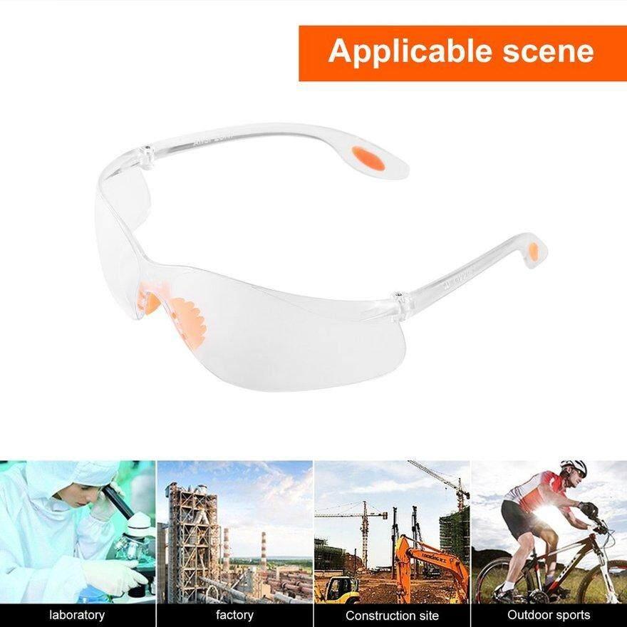 Anext Kacamata Safety Pelindung Motor Kacamata Debu Tahan Angin Kacamata Laboratorium