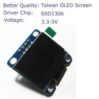 Diymall 0 96 Inch Yellow Blue I2c IIC Serial Oled LCD LED