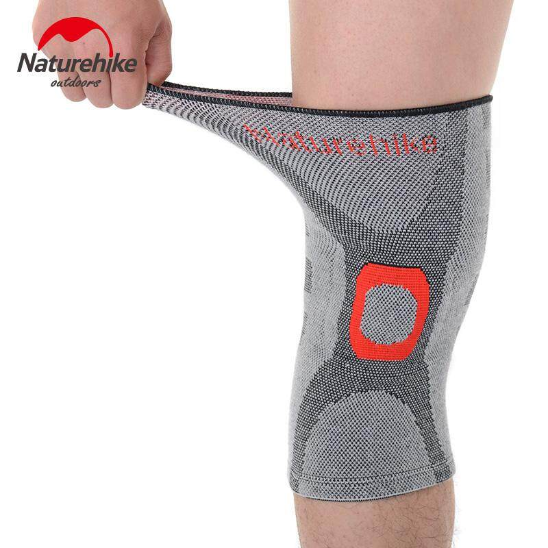 Naturehike Elastic Bamboo Charcoal Knee Support Pad For Various Kinds Of Sports L By I-Life Outdoor Store.