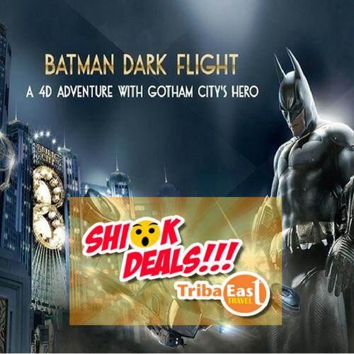 Macao Batman 4D Dark Flight Studio City (Adult/Child)