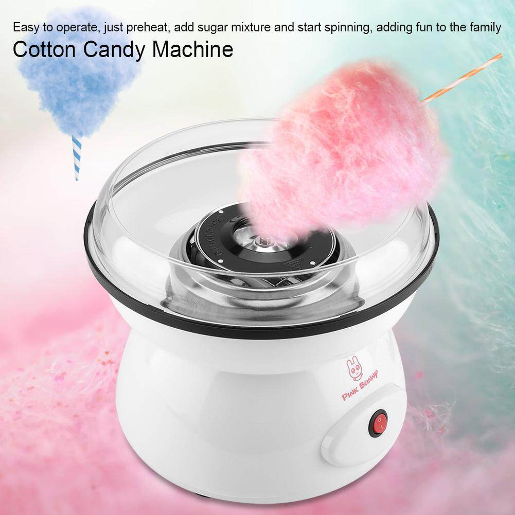 Mini Electric Cotton Candy Maker Diy Sugar Floss Machine Kids Gifts (220-240v 500w) By Highfly.