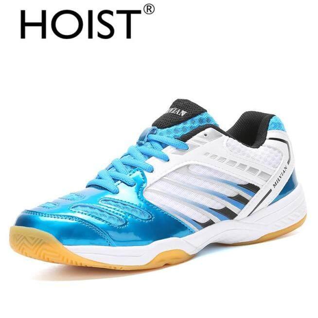 HOIST Các Cặp Vợ Chồng Thể Thao Và Giải Trí Giày Người Đàn Ông Và Phụ Nữ Giày Cầu Lông Quần Vợt Giày Giày Thể Thao 36-44 【Free Shipping】 giá rẻ
