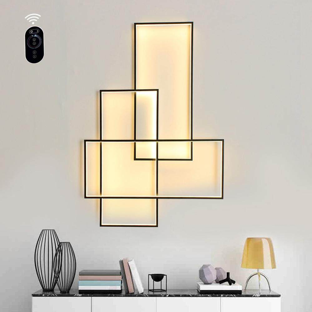 85 - 265V Lazada Modern Led Wall Lamp Surface Mounted Wall Sconce Light for Living Bed Room
