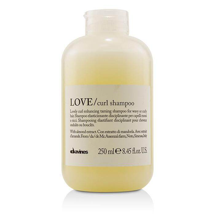 Davines Love Lovely Curl Enhancing Taming Shampoo For Wavy or Curly Hair  250ml 3d0e9c4b4ce3
