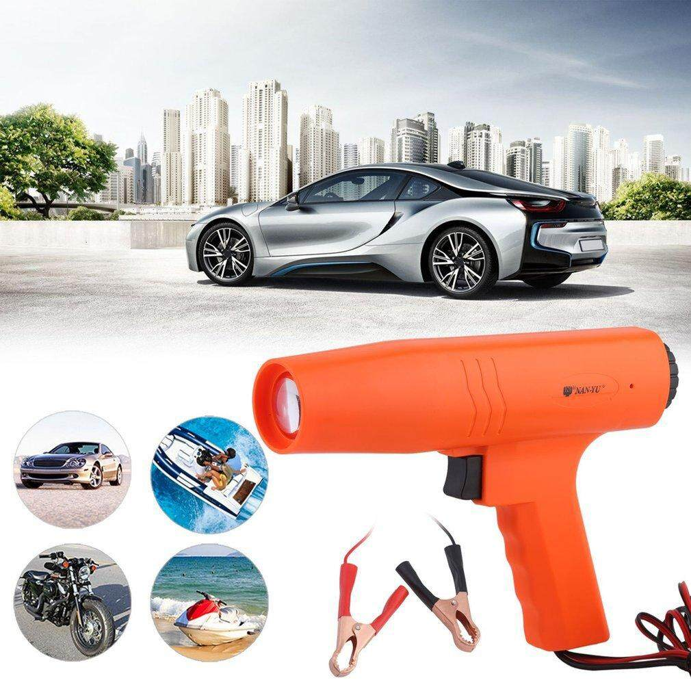 oh car ignition timing light repair cylinder detector automobile power  tester orange by ohbuybuybuy