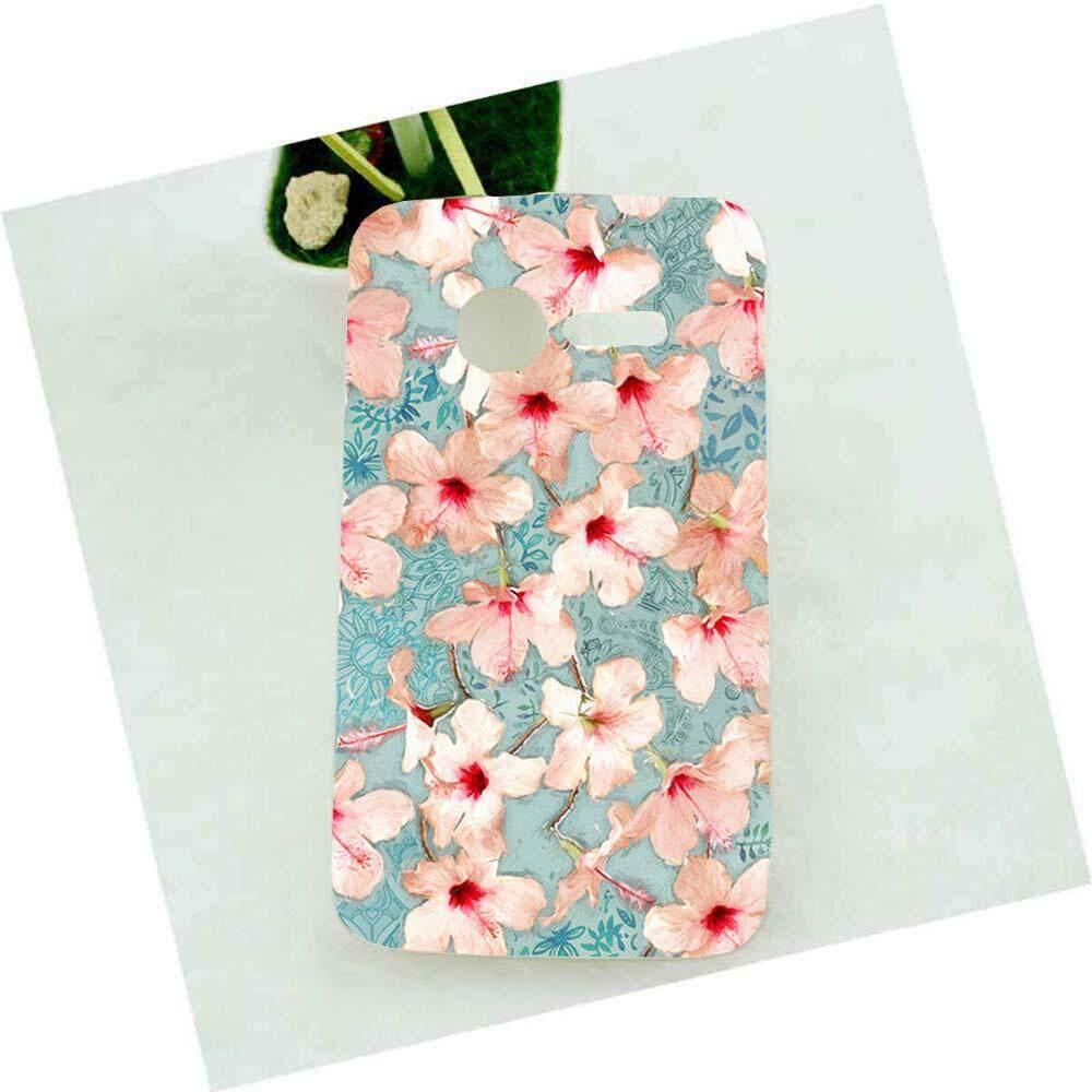 Fashion Dicat Pelindung Penutup Belakang Ponsel TPU Lembut Case Casing untuk Alcatel Satu Touch Pixi 4007 4007X 4007E PL 4007D Penutup Telepon