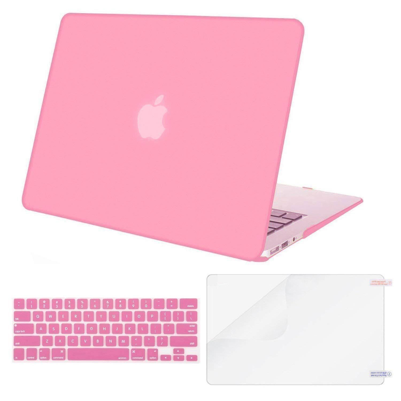 Casing Macbook Pro 15 Case 2018 2017 2016 Rilis A1990/A1707. Plastik Pola Hard Shell & Penutup Papan Ketik & Pelindung Layar Kompatibel Terbaru Mac Pro 15 Inci (TERBARU 2017 & 2016 Rilis) dengan Bar Sentuhan dan Touch ID