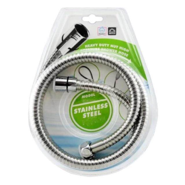 MITCO STAINLESS STEEL SHOWER FLEXIBLE HOSE