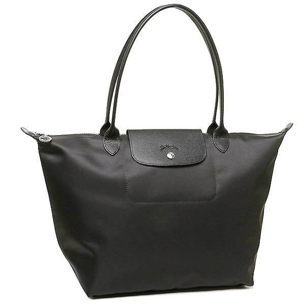 LONGCHAMP LE PLIAGE NEO Shopping Bag - Black (1899578-001) 3cbc272942