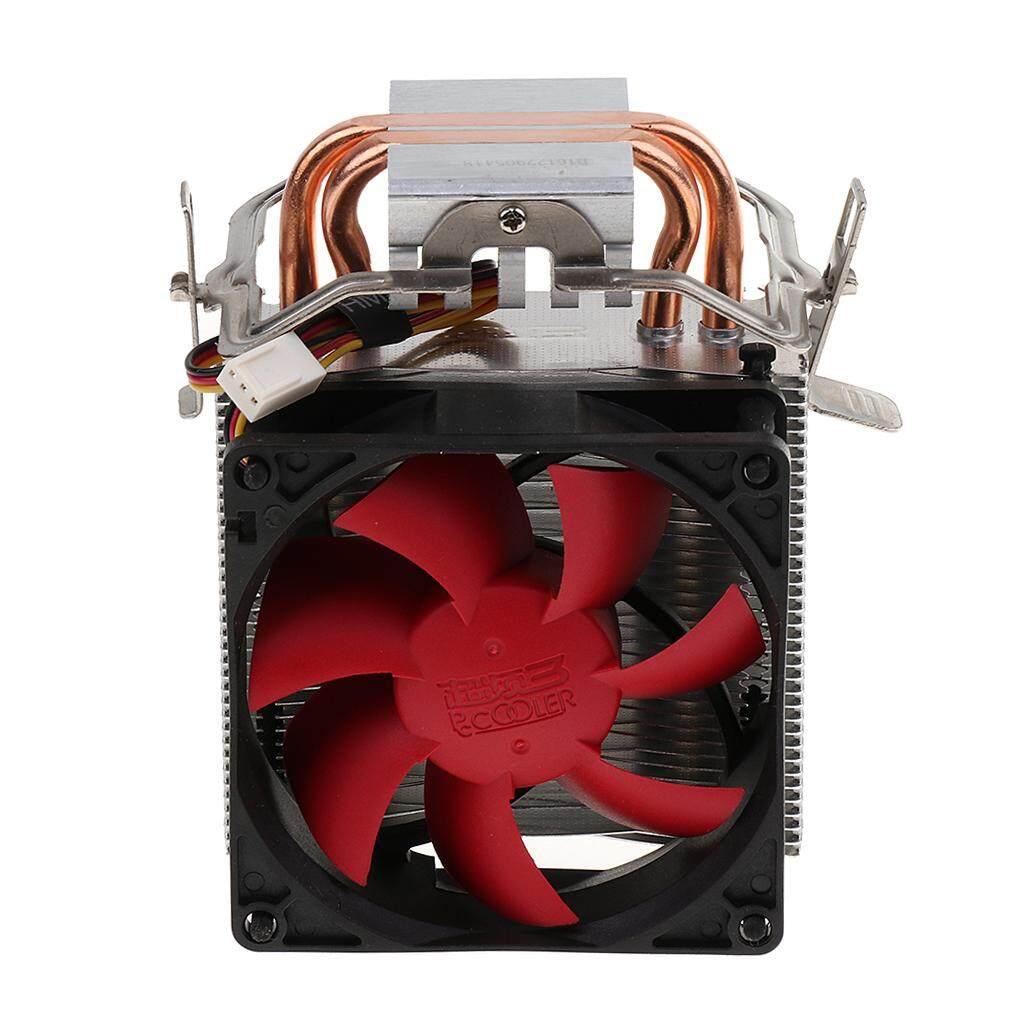 MagiDeal PC Cooler Cooling Fan North-South Bridge Heatsink Radiator Gold