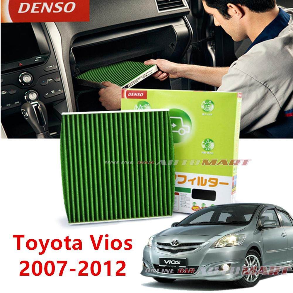 DENSO Cabin Air Filters (Air Conditioner Filter) DCC-1009 for Toyota Vios Yr 2007-2012