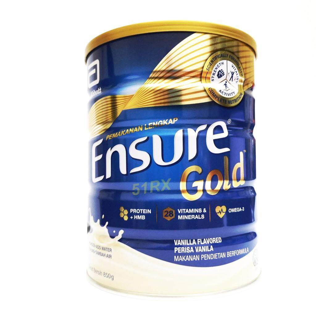 ENSURE GOLD VANILLA 850GM