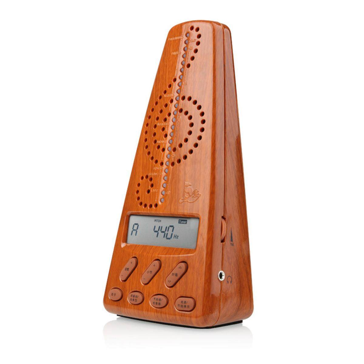 Colorful Wmt-220 Microcomputer Metronome 3 In 1 Metro-Tuner Color Ramdom A4 Tone - Intl By Channy.